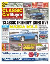 No.224 Classic Friendly Goes Live! issue No.224 Classic Friendly Goes Live!