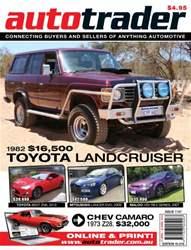 AutoTrader 1147 issue AutoTrader 1147