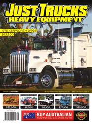 Just Trucks #155 14-10 issue Just Trucks #155 14-10