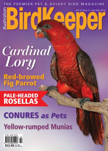 Australian Birdkeeper Magazine Preview