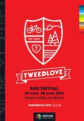 Tweedlove Bike Festival 2014 issue Tweedlove Bike Festival 2014