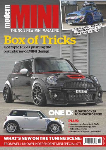 Performance Mini Magazine No65 Hot Topic R56 Subscriptions