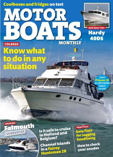 Motor Boats Monthly Preview