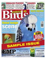 Cage & Aviary Birds Digital Sample Issue issue Cage & Aviary Birds Digital Sample Issue