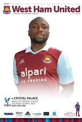 West ham United v Crystal Palace issue West ham United v Crystal Palace
