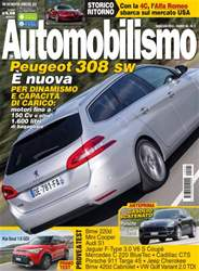 Automobilismo 5 2014 issue Automobilismo 5 2014