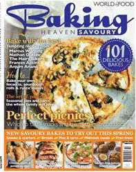 World of Food - Baking Heaven Savoury issue World of Food - Baking Heaven Savoury