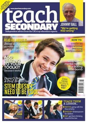 Teach Secondary Digital Issue