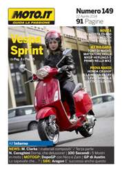 Moto.it Magazine n.149 issue Moto.it Magazine n.149