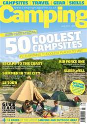 50 coolest campsites - June 2014 issue 50 coolest campsites - June 2014