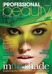Professional Beauty May 2014 issue Professional Beauty May 2014