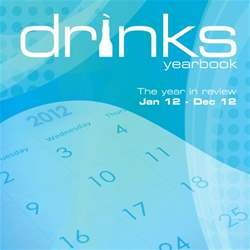 Drinks Yearbook 2012 issue Drinks Yearbook 2012