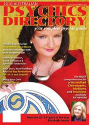 International Psychics Directory Magazine Cover