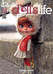 It's a Doll's Life (Español) Magazine Cover