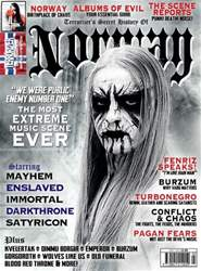 Terrorizer's Secret Histories issue Terrorizer's Secret History of Norway