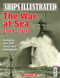 The War at Sea 1914-1918 issue The War at Sea 1914-1918