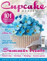 Cupcake Heaven Summer 2014 issue Cupcake Heaven Summer 2014