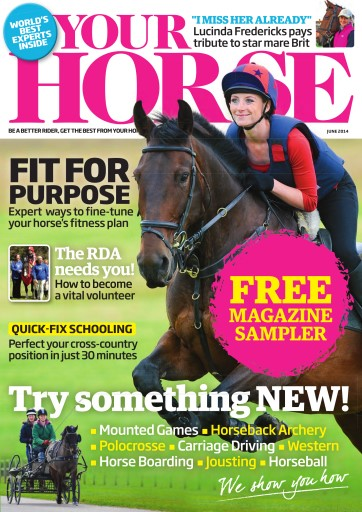 Your Horse Digital Issue