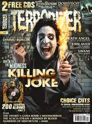 Terrorizer 201 - September 2010 issue Terrorizer 201 - September 2010