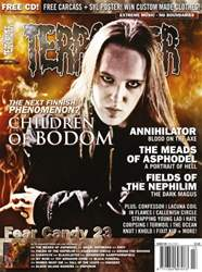 Terrorizer 139 December 2005 - Children of Bodom issue Terrorizer 139 December 2005 - Children of Bodom