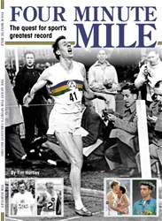 Four Minute Mile issue Four Minute Mile