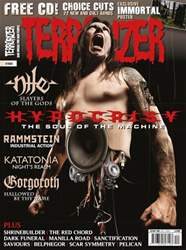 Terrorizer 190 November 2009 issue Terrorizer 190 November 2009