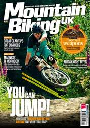 Mountain Biking UK Magazine Cover