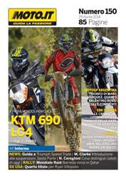 Moto.it Magazine n.150 issue Moto.it Magazine n.150