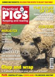 Practical Pigs Magazine Cover