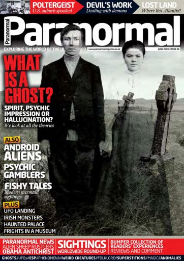 Paranormal Digital Issue