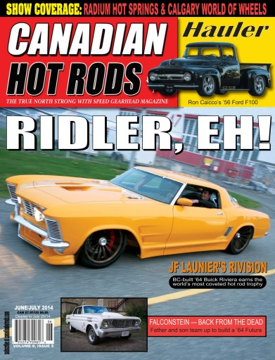 canadian hot rods magazine volume 9 issue 5 subscriptions pocketmags. Black Bedroom Furniture Sets. Home Design Ideas
