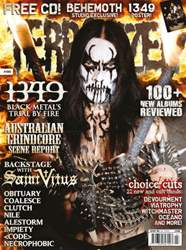 Terrorizer 185 June 2009 - 1349 issue Terrorizer 185 June 2009 - 1349
