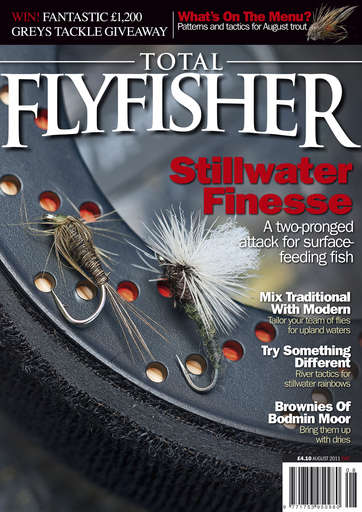 Total FlyFisher Preview