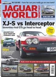 No.146 XJ-S vs Interceptor issue No.146 XJ-S vs Interceptor