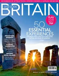 BRITAIN 2014 Guide issue BRITAIN 2014 Guide