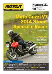 Moto.it Magazine n.151 issue Moto.it Magazine n.151