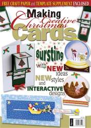 Creative Christmas Cards 2008 issue Creative Christmas Cards 2008