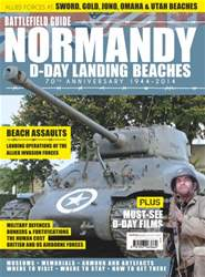 Battlefield Guide: Normandy D-Day Landing Beaches issue Battlefield Guide: Normandy D-Day Landing Beaches