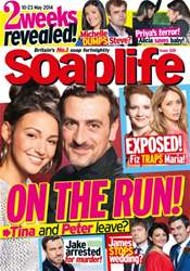 Soaplife Magazine Cover