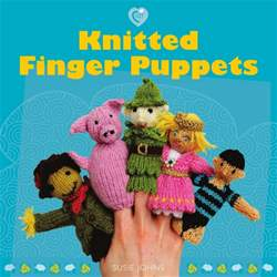Knitted Finger Puppets issue Knitted Finger Puppets