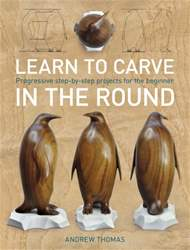 Learn to carve in the round issue Learn to carve in the round