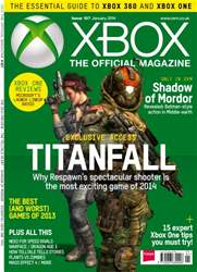 Official Xbox Magazine (UK Edition) Magazine Cover