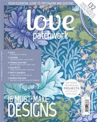 Love Patchwork issue Love Patchwork