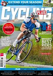 Cycling Plus Magazine Cover