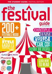 The Festival Guide 2014 issue The Festival Guide 2014
