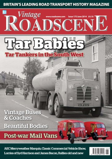 Vintage Roadscene Digital Issue