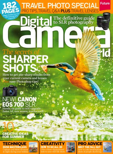 Digital Camera World Preview