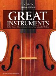 Great Instruments issue Great Instruments