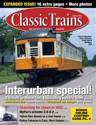 June 2013 Classic Trains issue June 2013 Classic Trains