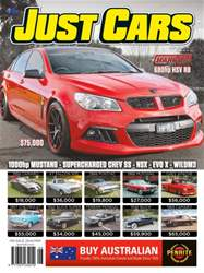 Just Cars #220 14-10 issue Just Cars #220 14-10